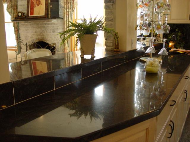 ... Black Pearl Prefabricated Slabs